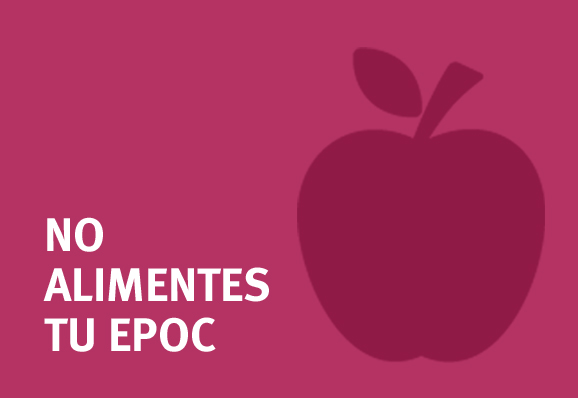 No alimentes tu EPOC