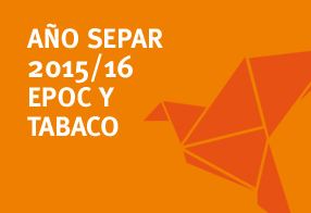 Año SEPAR de la EPOC y el Tabaco